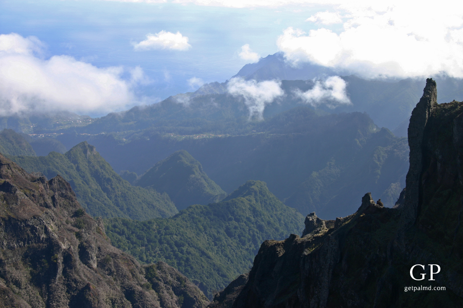 Pico Do Arieiro To Pico Ruivo Mountain Walk Madeira