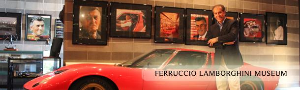 Motor Valley - Museo Ferruccio Lamborghini