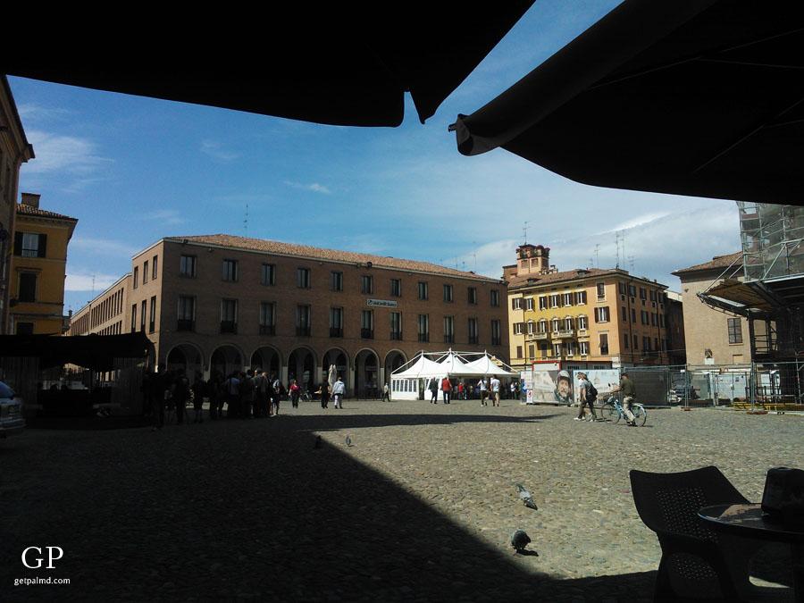 Modena Museo Casa Enzo Ferrari Modena