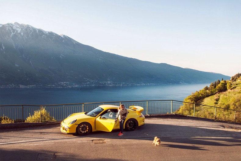 #gt3tour Porsche 991 GT3