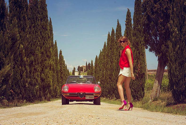 Alfa Romeo Spider Duetto 2000 Veloce