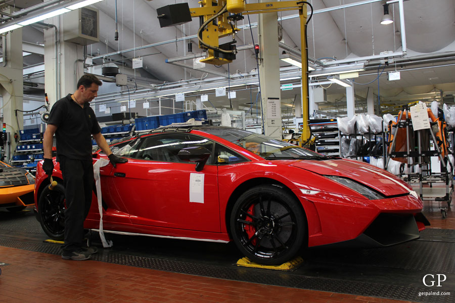 how to build your own lamborghini
