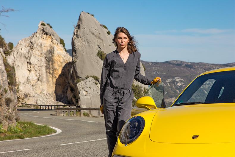 Porsche 991.2 Carrera S in Côte d'Azur