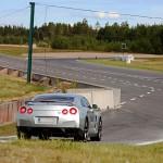 GTR down track