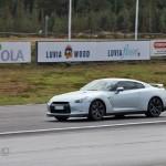 GTR on track