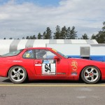 Porsche ADAC profile