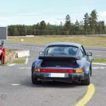 Porsche turbo track