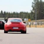 Red Porsche Alastaro