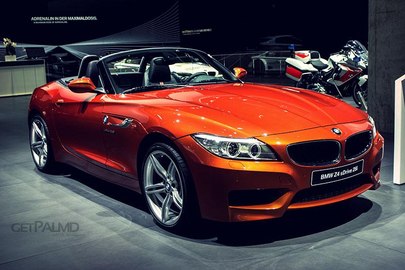 BMW Z4 IAA