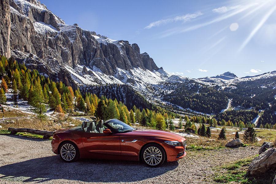 Dolomites BMW Z4