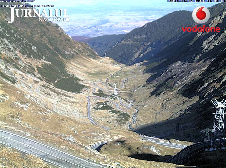 Transfagarasan 12 October