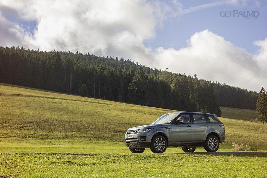 Range Rover Sport SDV8 2014