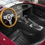 AC Cobra interior