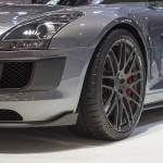 Brabus 700 SLS AMG wheels