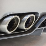 Brabus 700 pipes