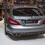 Brabus CLS Shooting Brake rear