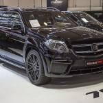 Brabus Mercedes 700 Essen