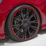 Brabus Mercedes A-Class wheel