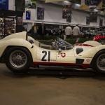 Maserati classic profile