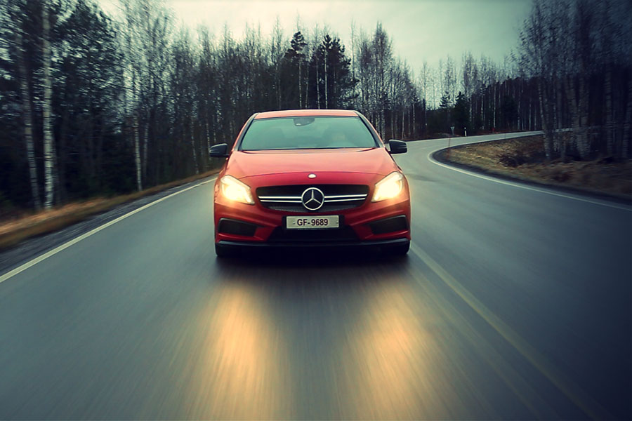 MercedesBenz A45 AMG