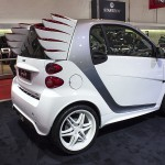smart Brabus Jeremy Scott wings