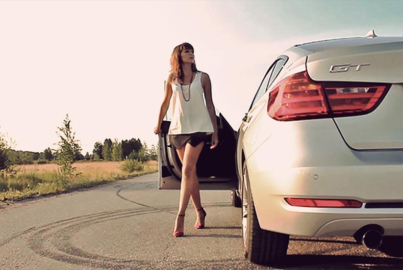 BMW 320iA Gran Turismo