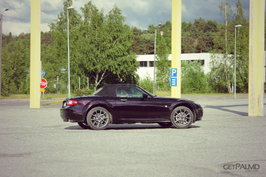 Road Test 2013 Mazda Mx 5 Roadster