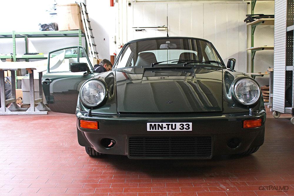 1977 RUF Automobile Porsche Turbo copy