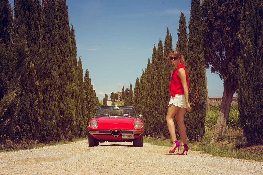 2017 Alfa Romeo 4c >> Sprintage Classic Car Touring: Alfa Romeo Spider Duetto ...
