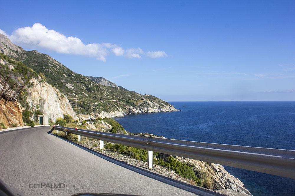 Elba road