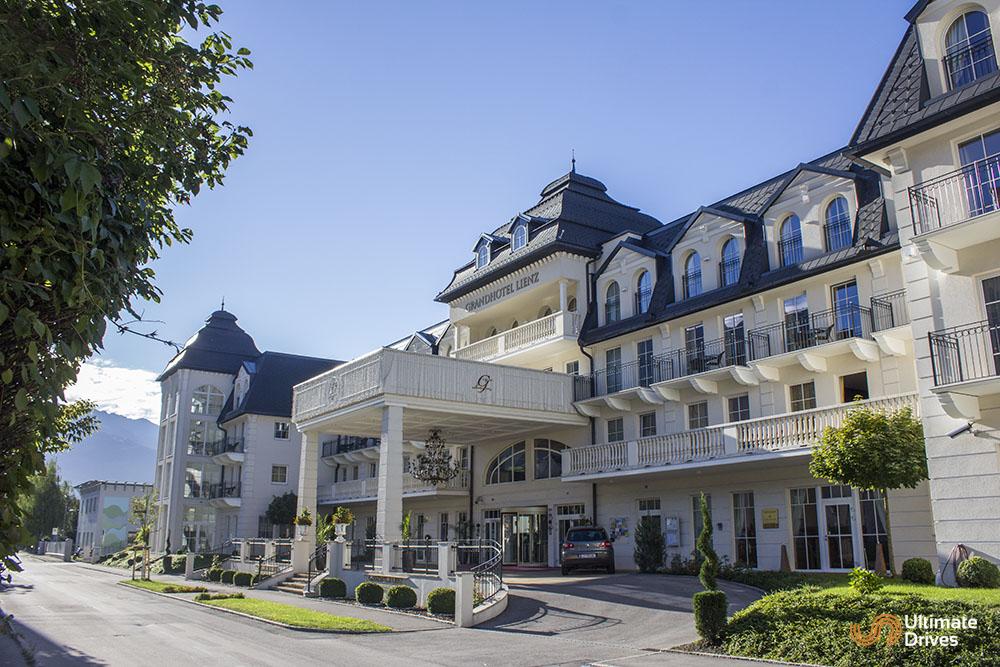 Grand Hotel Lienz 5 star