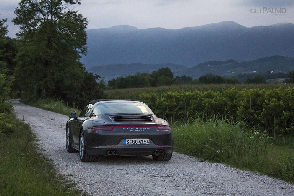 Treviso Porsche Targa