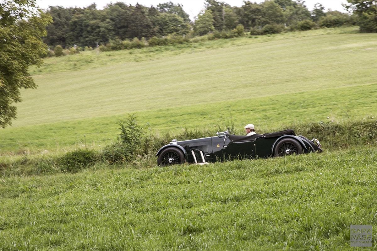 Aston Martin MKII 1935