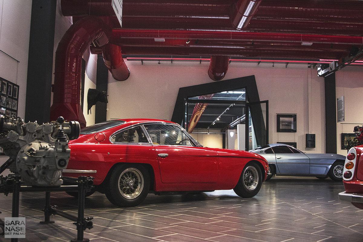 Ferruccio Lamborghini Museo