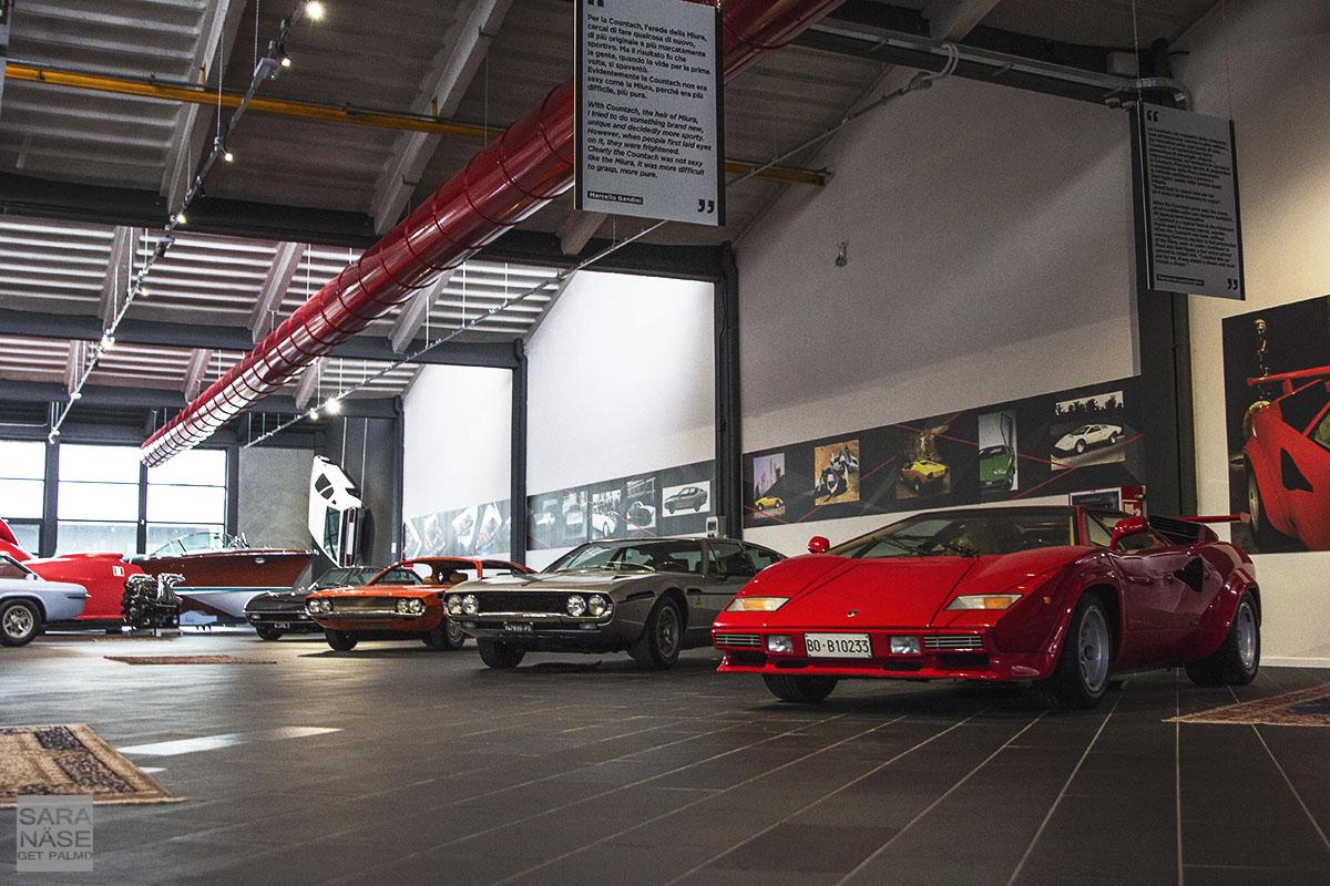 Lamborghini Car Collection