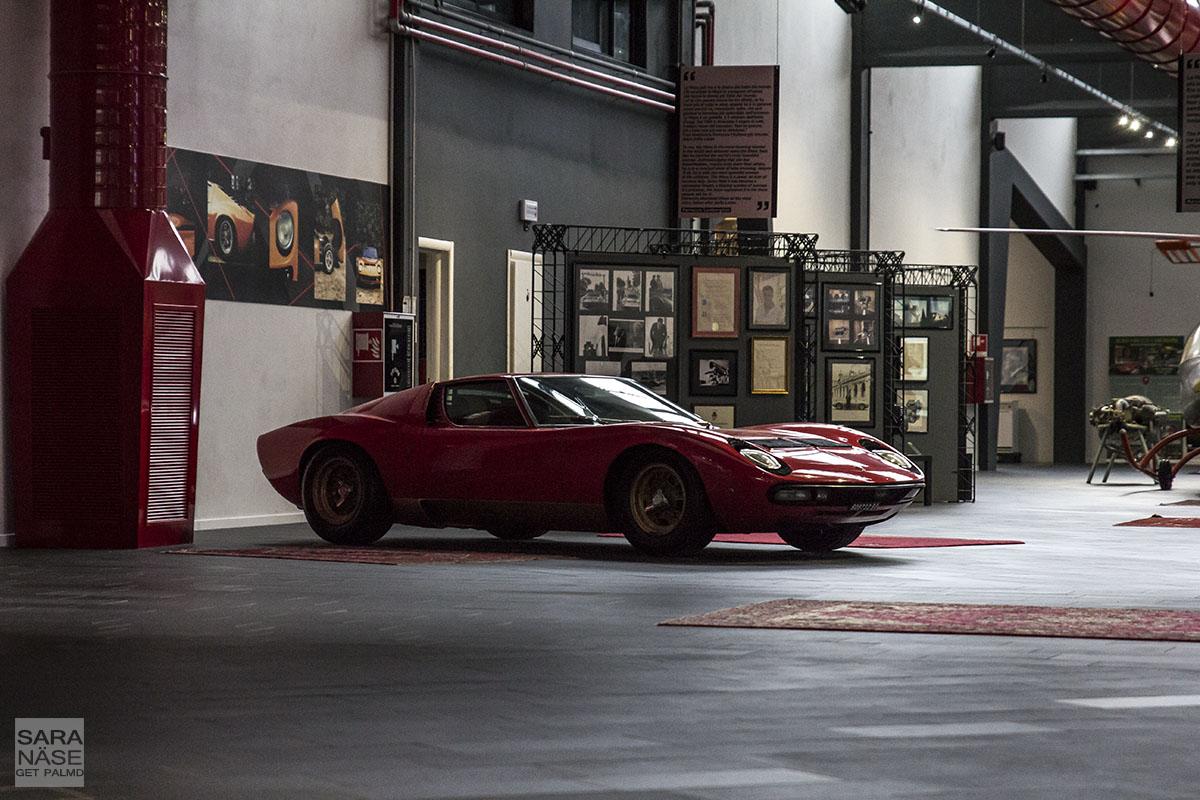 Lamborghini Miura Ferruccio