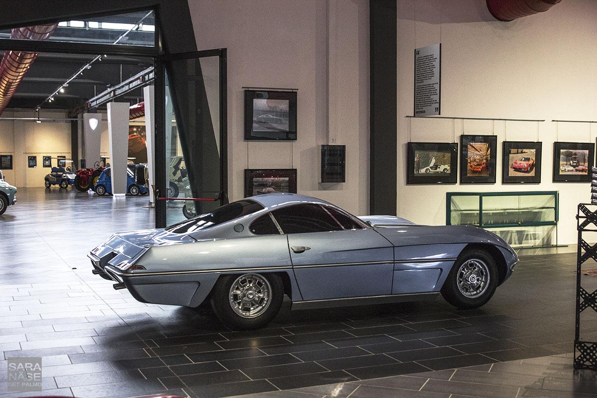 Lamborghini Museum Prototype
