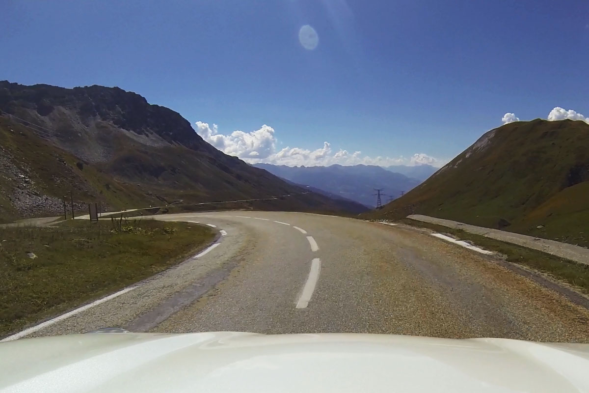 Little St Bernard Pass