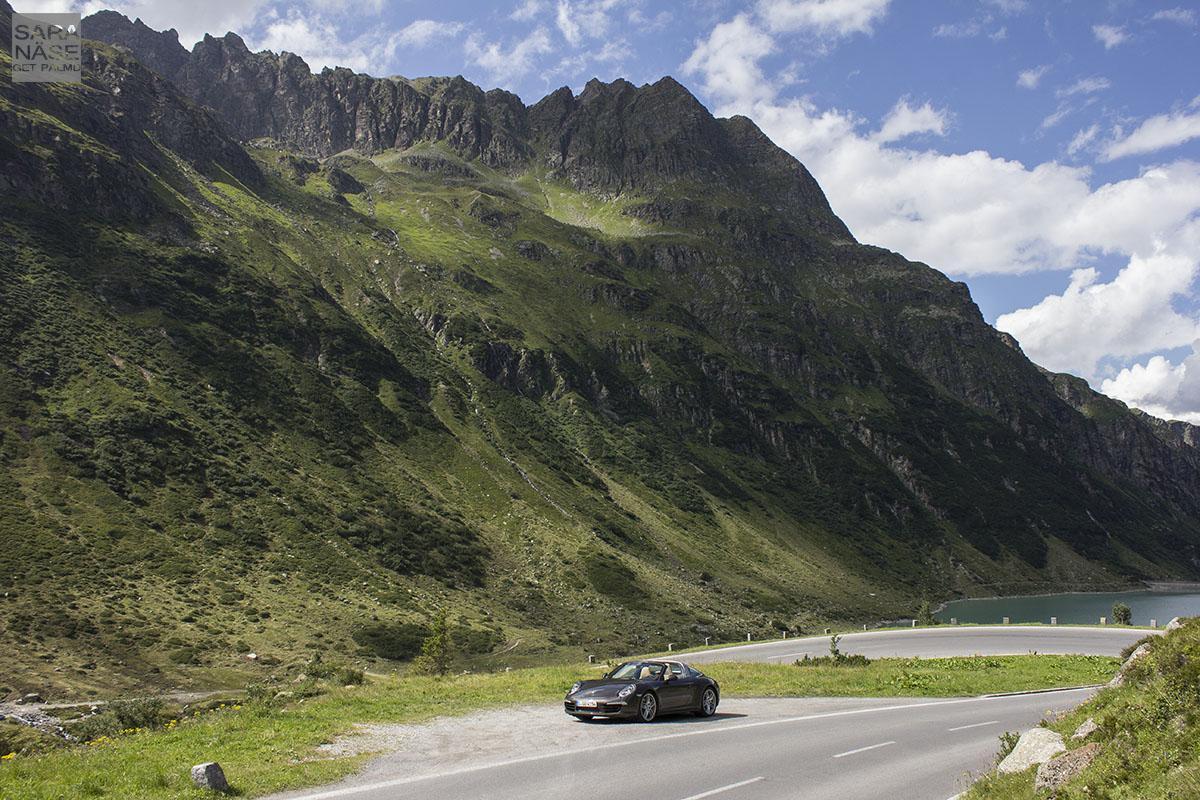 Silvretta High Alpine Road One Of The Best Driving Roads