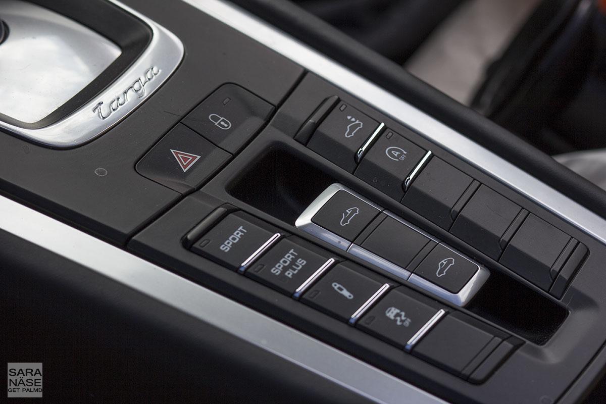 Interior 2014 Porsche 911 Targa 4s 991 Photo Gallery