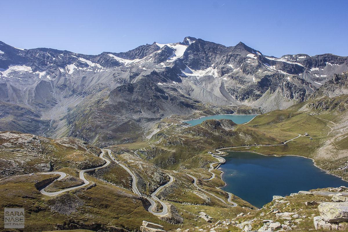 Colle del Nivolet mountain pass