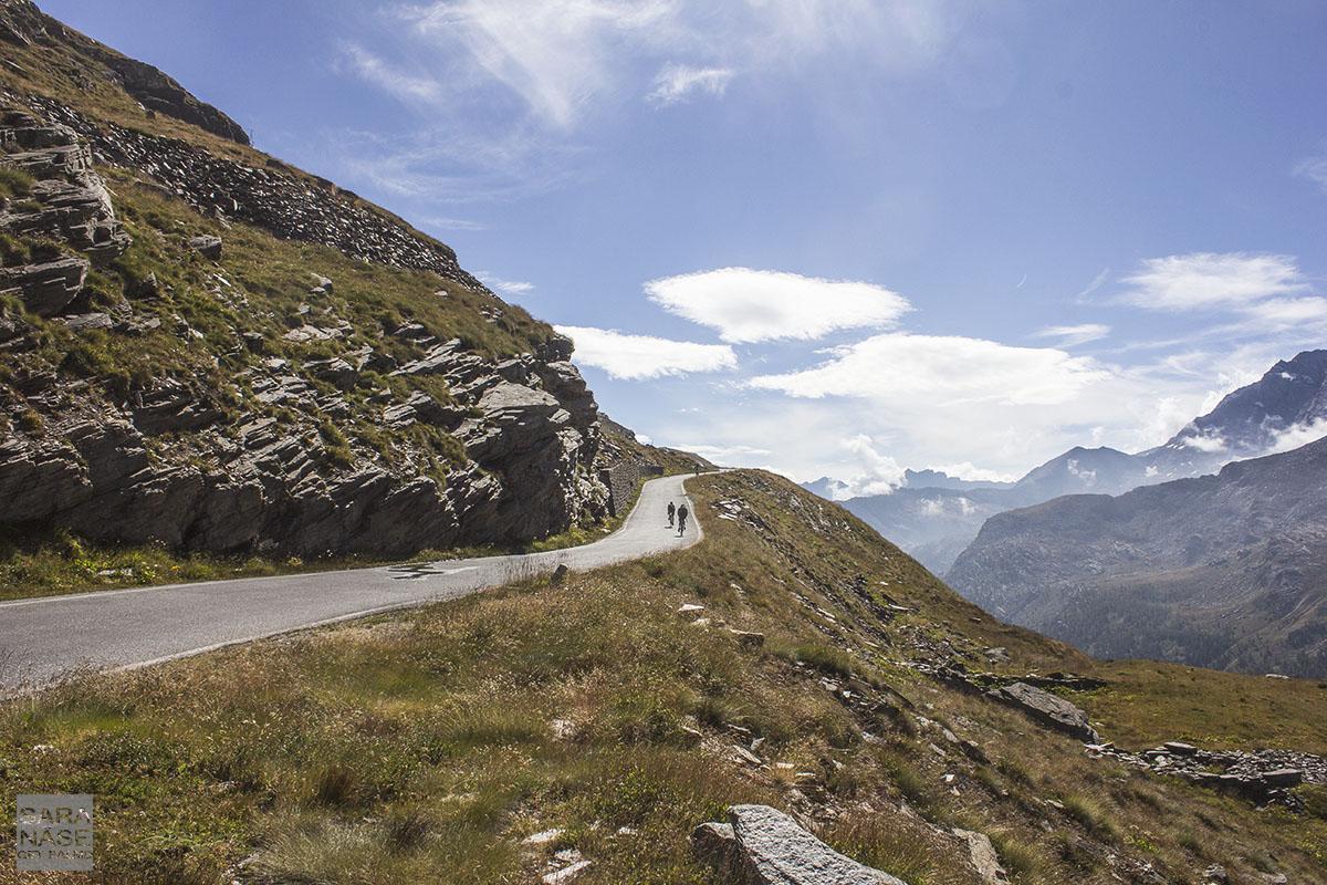 Colle del Nivolet pass