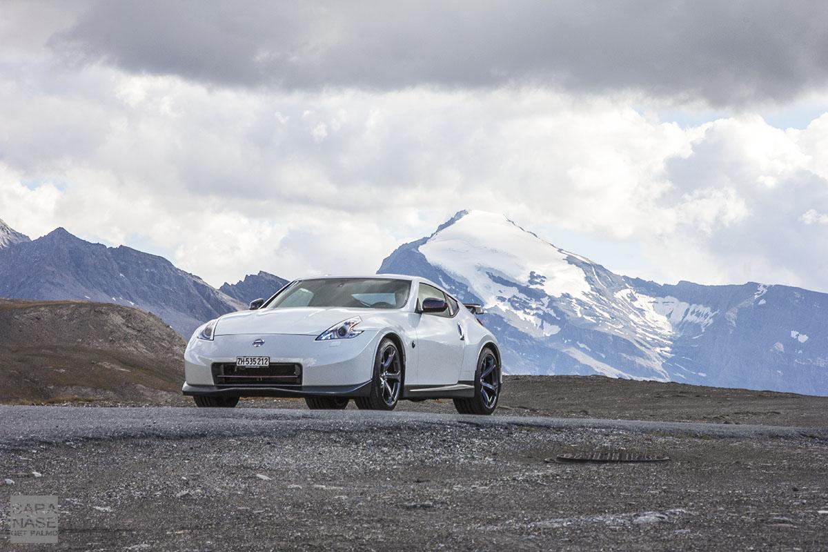 Nissan 370Z Nismo Alps
