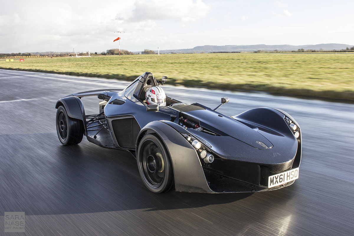 BAC Mono Airport Run