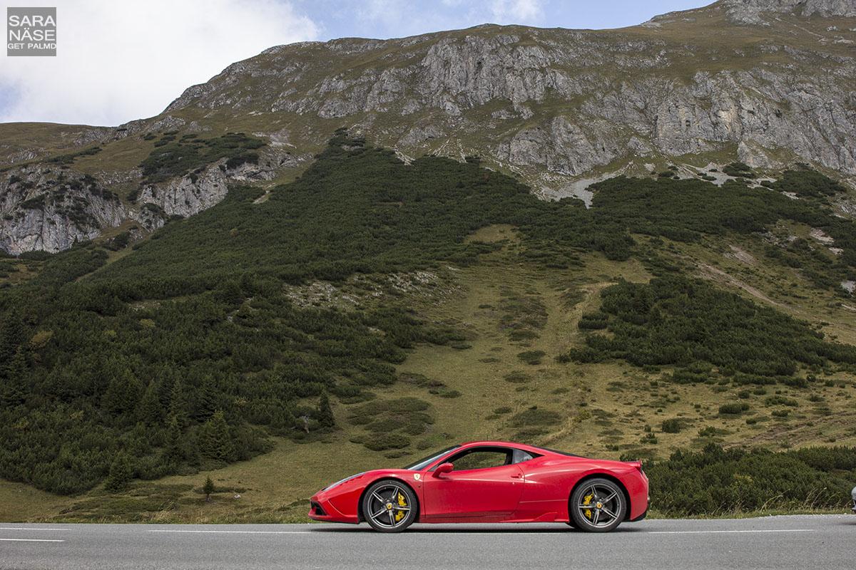 Ferrari 458Speciale