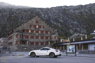 Grimsel Hospiz Switzerland