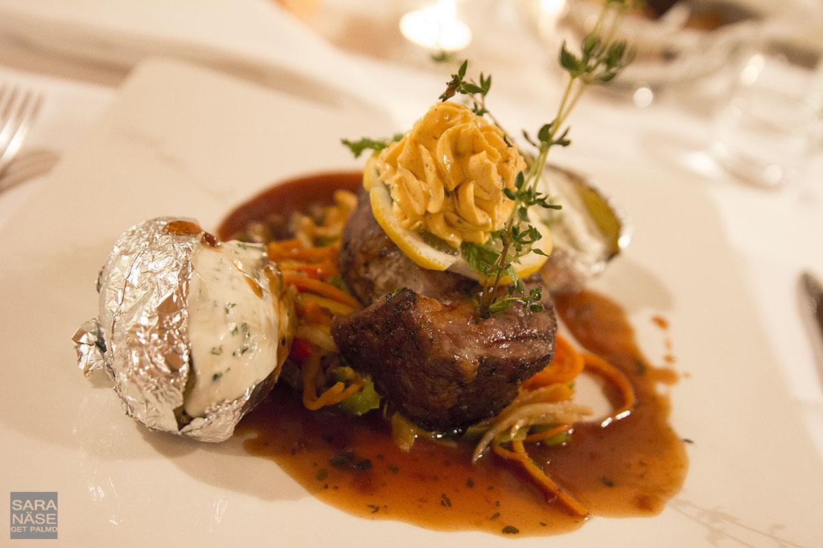 Grimsel Hospiz restaurant