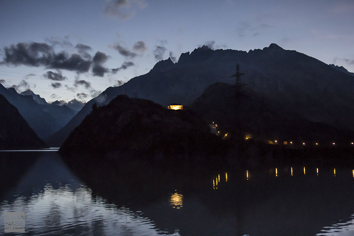 Hotel Grimsel Hospiz Switzerland