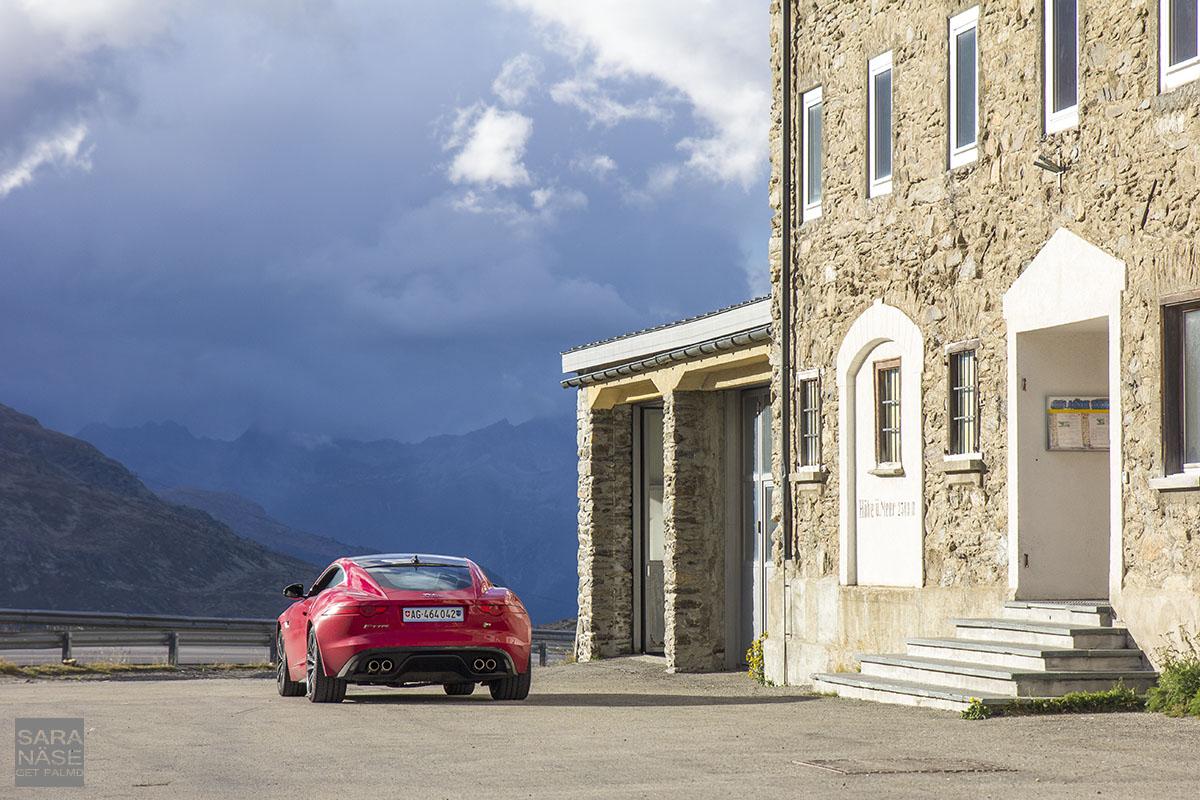 Jaguar F-Type Coupe R Bernina
