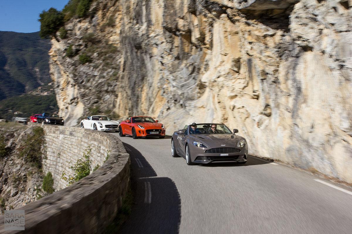 Aston Martin Col de Turini
